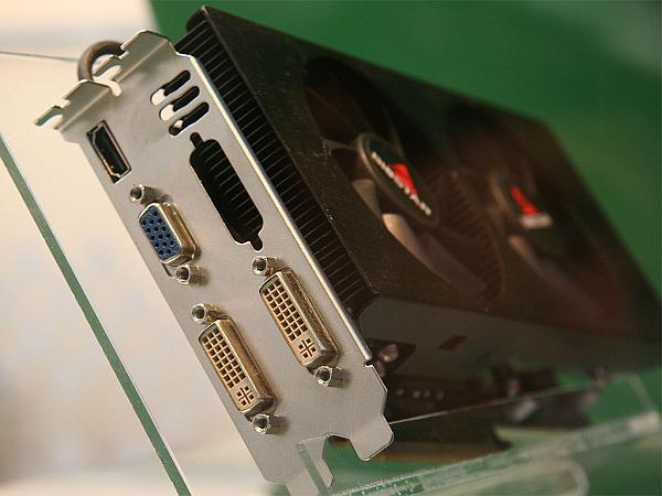 Biostar özel tasarımlı Radeon HD 5850 modeliyle dikkat çekmeyi hedefliyor