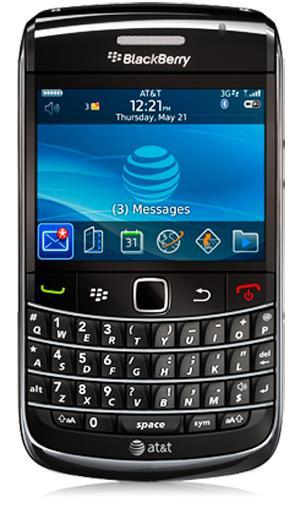 Daha gelişmiş Blackberry Bold karşınızda