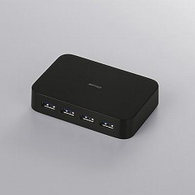 Buffalo dört farklı cihaza destek sunan USB 3.0 çoklayıcısını tanıttı