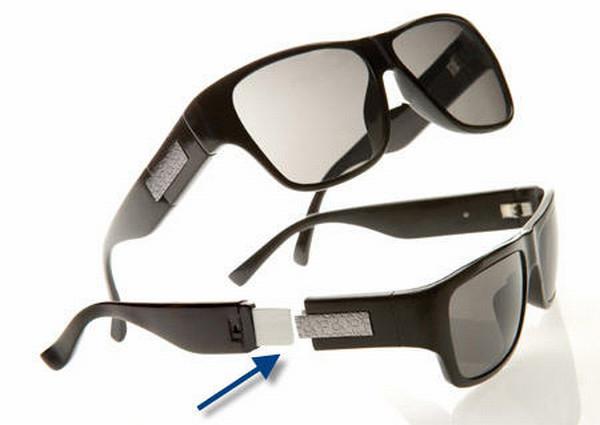 Calvin Klein USB sürücülü güneş gözlükleri hazırlıyor