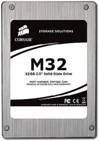 Corsair 32GB kapasiteli yeni SSD modelini satışa sundu