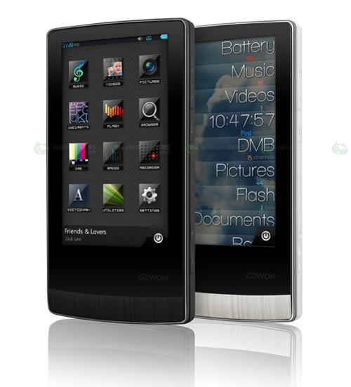 AMOLED ekranlı Cowon J3, Kore'de satışa sunuluyor