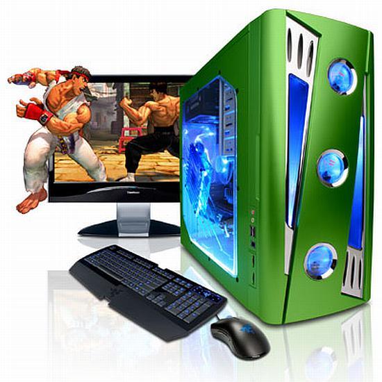 CyberPower DirectX 11 destekli oyuncu bilgisayarını tanıttı; Gamer Xtreme 4200