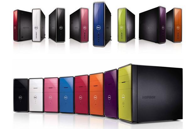 Dell'den renk seçenekleriyle dikkat çeken Inspiron serisi yeni bilgisayarlar