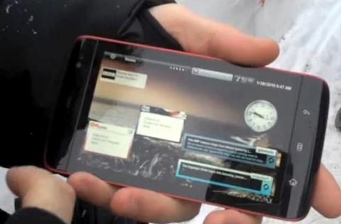 Michael Dell, Mini 5 isimli tablet bilgisayarın çalışan örneğini gösterdi