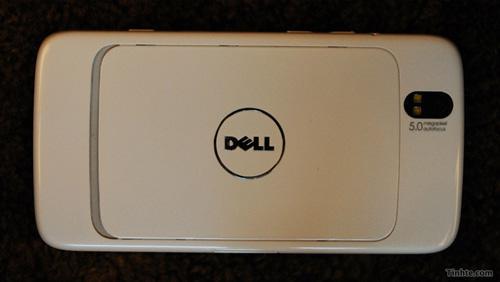 Dell'in 5-inçlik Android Tableti görüntülendi