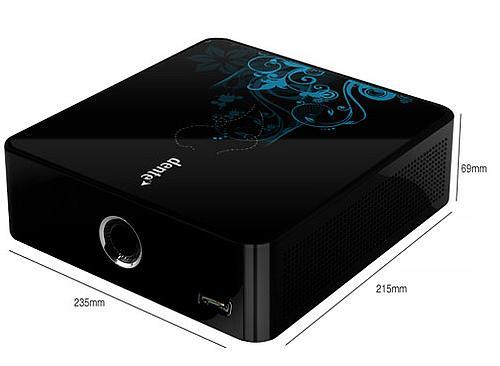 Dente Fusion Plus: Nvidia ION tabanlı mini-bilgisayar satışa sunuldu