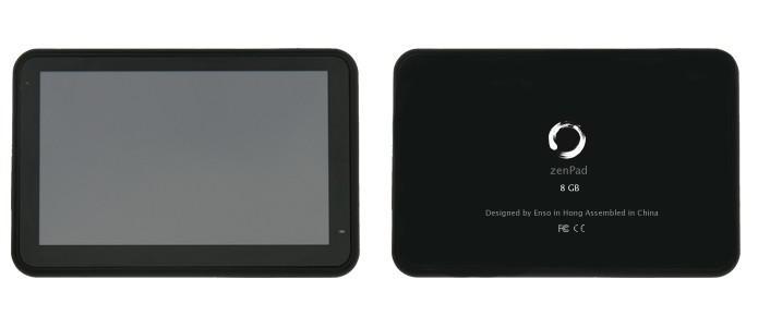 Enso, Android'li tablet çözümü ZenPad'i duyurdu