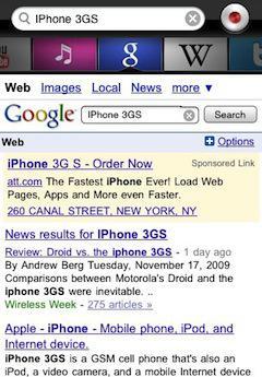 Birçok kaynağı birleştiren Dragon Search AppStore'da