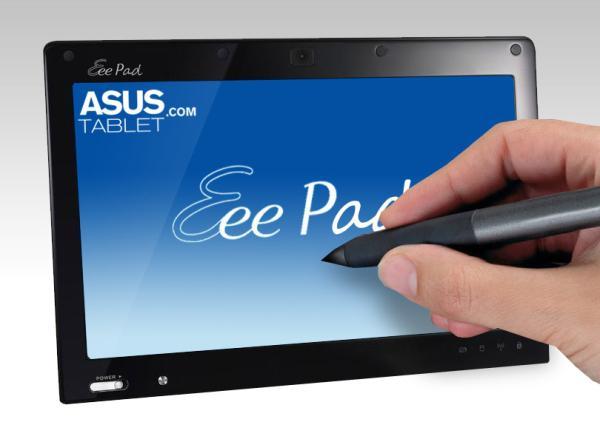 Asus Eee Pad isimli tabet bilgisayarını Mart ayında satışa sunabilir