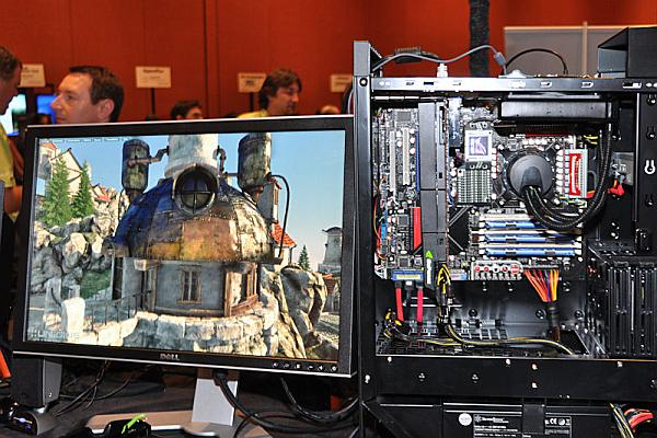 Nvidia Fermi pazara düşük adetlerle giriş yapabilir