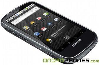 Android'li Galaxy 2'nin görseli internete sızdı