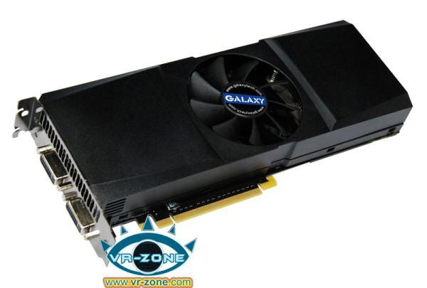 Galaxy'nin tek PCB'li GeForce GTX 295 modeli göründü