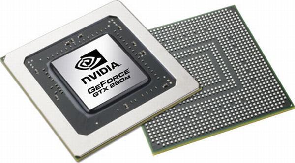 GeForce GTX 280M, Nvidia'nın en hızlı mobil GPU'su olarak kalabilir