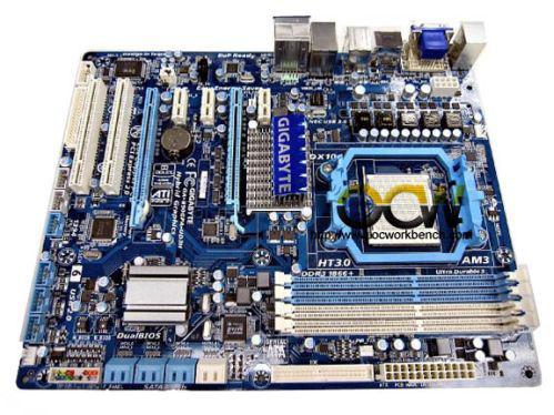 Gigabyte'ın 890GX çipsetli AMD anakartı göründü: 890GPA-UD3H