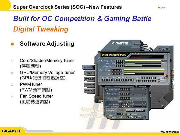 Gigabyte 1GHz'de çalışan Radeon HD 5870 Super Overclock modelini detaylandırdı