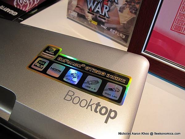 Gigabyte'ın harici ekran kartlı yeni dizüstü bilgisayarı M1405 göründü