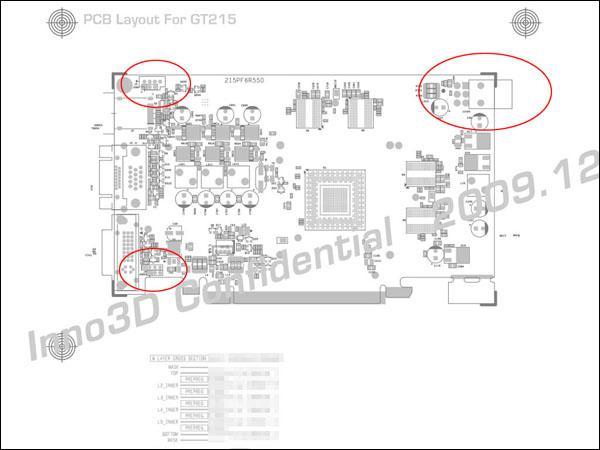 Inno3D özel tasarımlı GeForce GT240 modelinde hız aşırtma odaklı değişikliklere gidiyor