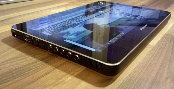 Hanvon'un multitouch destekli tableti BC10C detaylandı