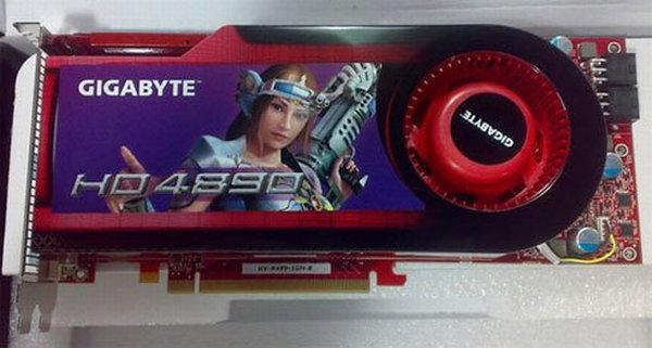 ATi Radeon HD 4890'ın güç tüketim değerleri belirdi