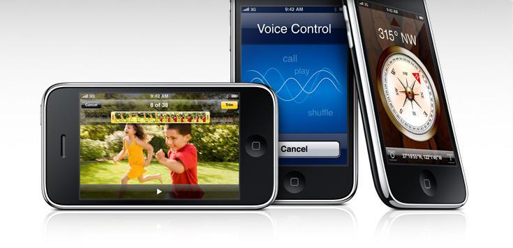 iPhone 3Gs stoklarda kalmadı