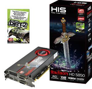 HIS DirectX 11 destekli yeni nesil ekran kartlarını tanıttı