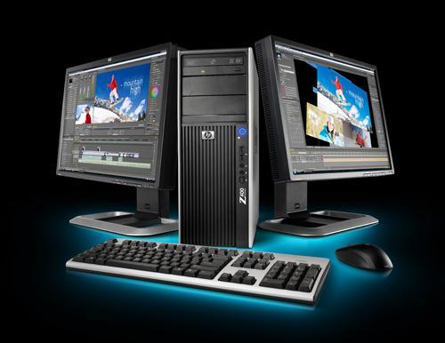 HP, en yeni masaüstü iş istasyonlarını duyurdu