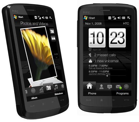 HTC Touch HD 2, daha hızlı bir işlemci ve Android platformuyla gelebilir