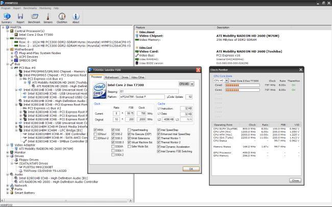 HWiNFO32'nin 2.40 sürüm numaralı yeni versiyonu yayımlandı