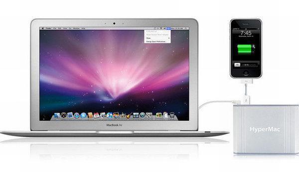 HyperMac ile MacBook'lar 32 saate kadar çalışabiliyor