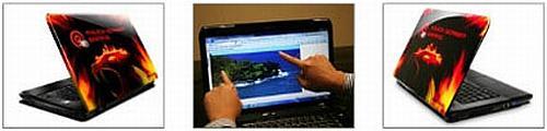 iBuyPower oyuncular için dokunmatik ekranlı notebook hazırlıyor