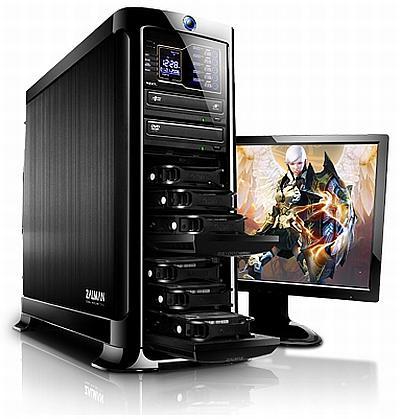iBuyPower, oyuncu sistemi Paladin'e Core i7 980X EE takviyesi yaptı