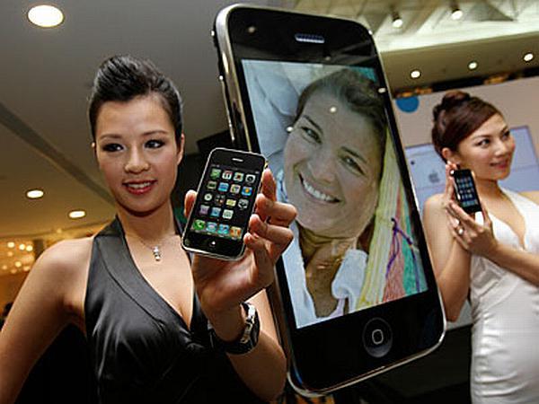 iPhone Çin'de kötü başladı: Yetkili tek site iki haftada 5 iPhone satabildi