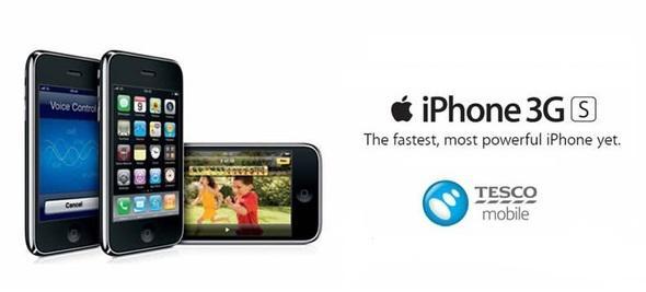 Tesco, İngiltere'de iPhone'u ön ödemeli de satacak