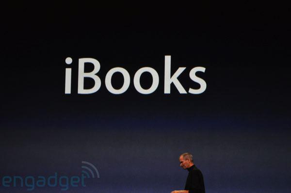 Apple, kağıt kavramını değiştiriyor: iBook Store