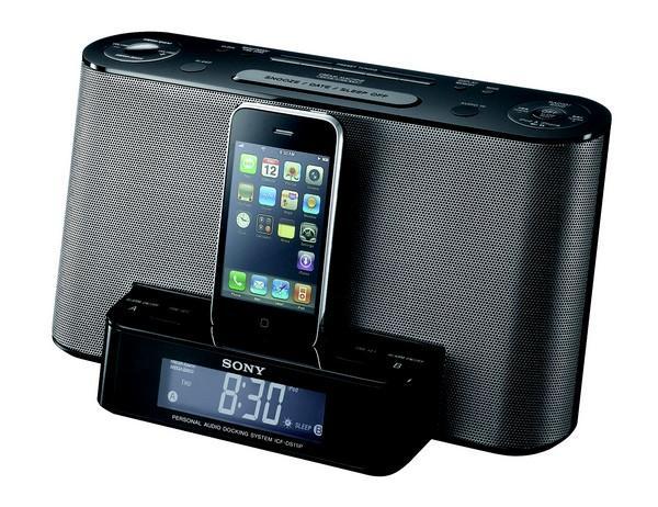 Sony, 2 yeni iPod Dock hoparlörünü duyurdu