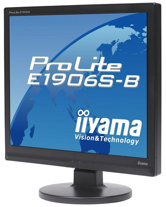 iiyama 19-inç boyutundaki enerji verimli yeni monitörünü duyurdu