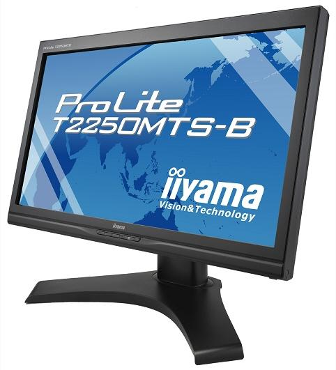 iiyama çoklu dokunmatik özellikli LCD monitörünü duyurdu