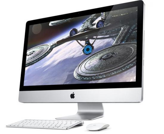 Apple, 2010 yılında 22 inçlik Dokunmatik iMac'i duyurabilir