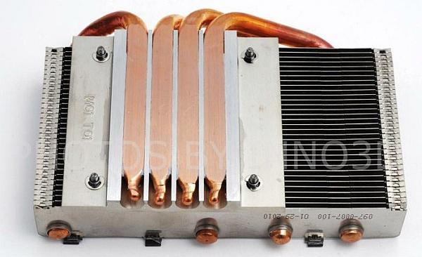 Inno3D özel tasarımlı GeForce GTX 470 üzerinde çalışıyor