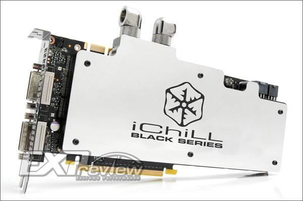Inno3D'nin su soğutmalı GeForce GTX 295 iChiLL Black Edition modeli fiyatlandı