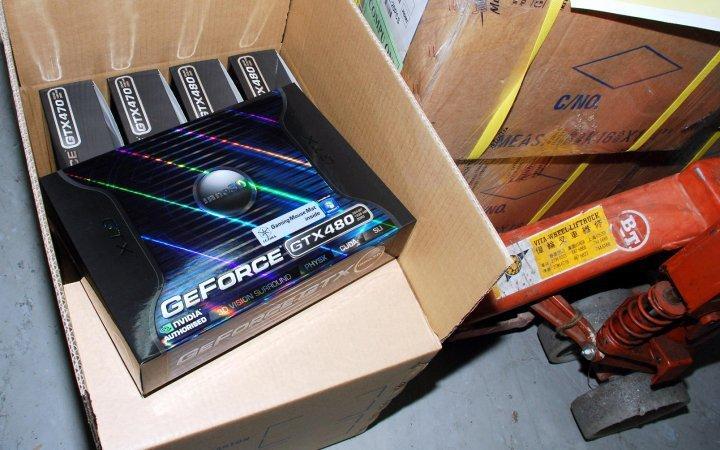 Inno3D, GeForce GTX 480 sevkiyatına hazırlanıyor