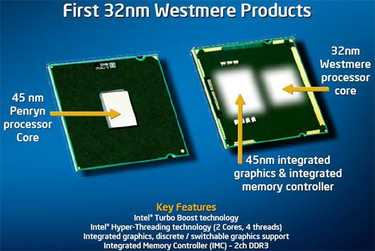 Intel 32nm üretim teknolojisine tahminlerden daha hızlı adapte olacak