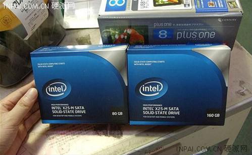Intel 34nm SSD modellerinde kutu tasarımını güncelledi