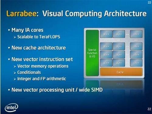 Intel Larrabee için zemin yokluyor; İşlemci, ekran kartı, SSD paketi gündeme gelebilir