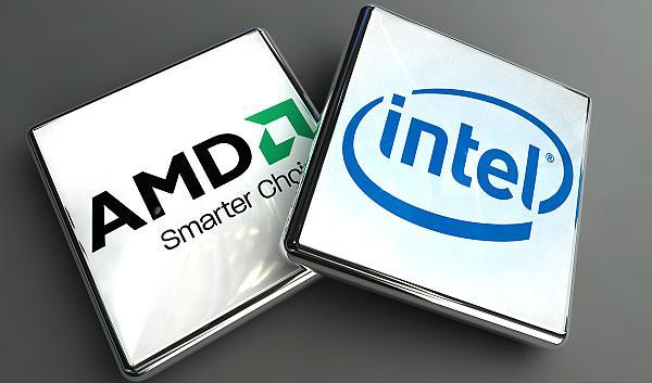Intel ve AMD'nin 3. çeyrek finansal sonuçları