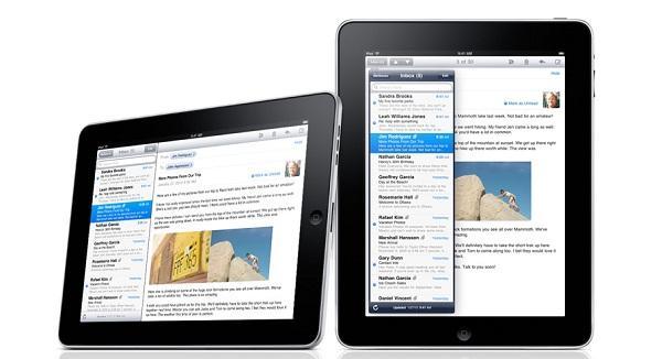 Apple'ın iPad için hazırladığı internet sayfası açıldı
