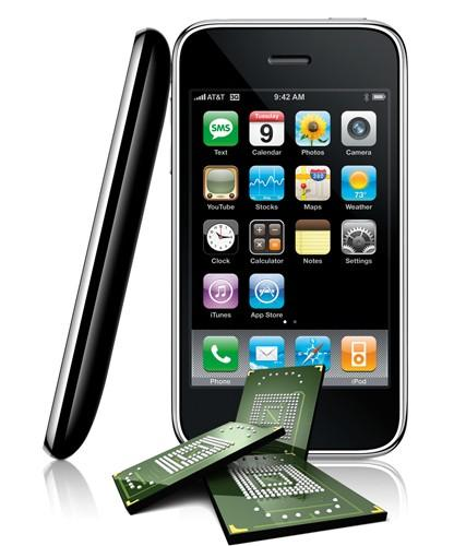 iPhone ve iPod Touch'ın kapasiteleri iki katına çıkabilir