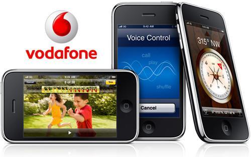 Vodafone, İngiltere'ye 50.000 adet iPhone satışıyla merhaba dedi