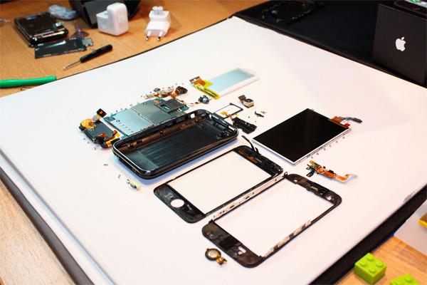 iPhone 3Gs'in üretim maliyeti 179$